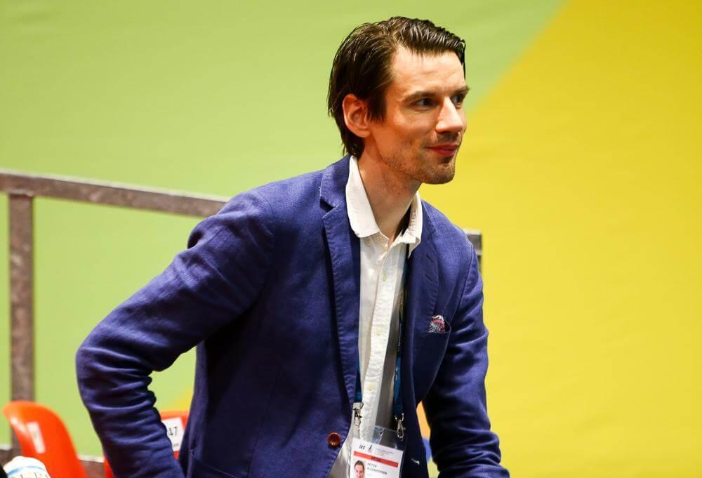 Innebandyavisens ekspert Petter Alexandersen er fornøyd med dagens trekning av VM-grupper. Foto: Rune Halvorsen