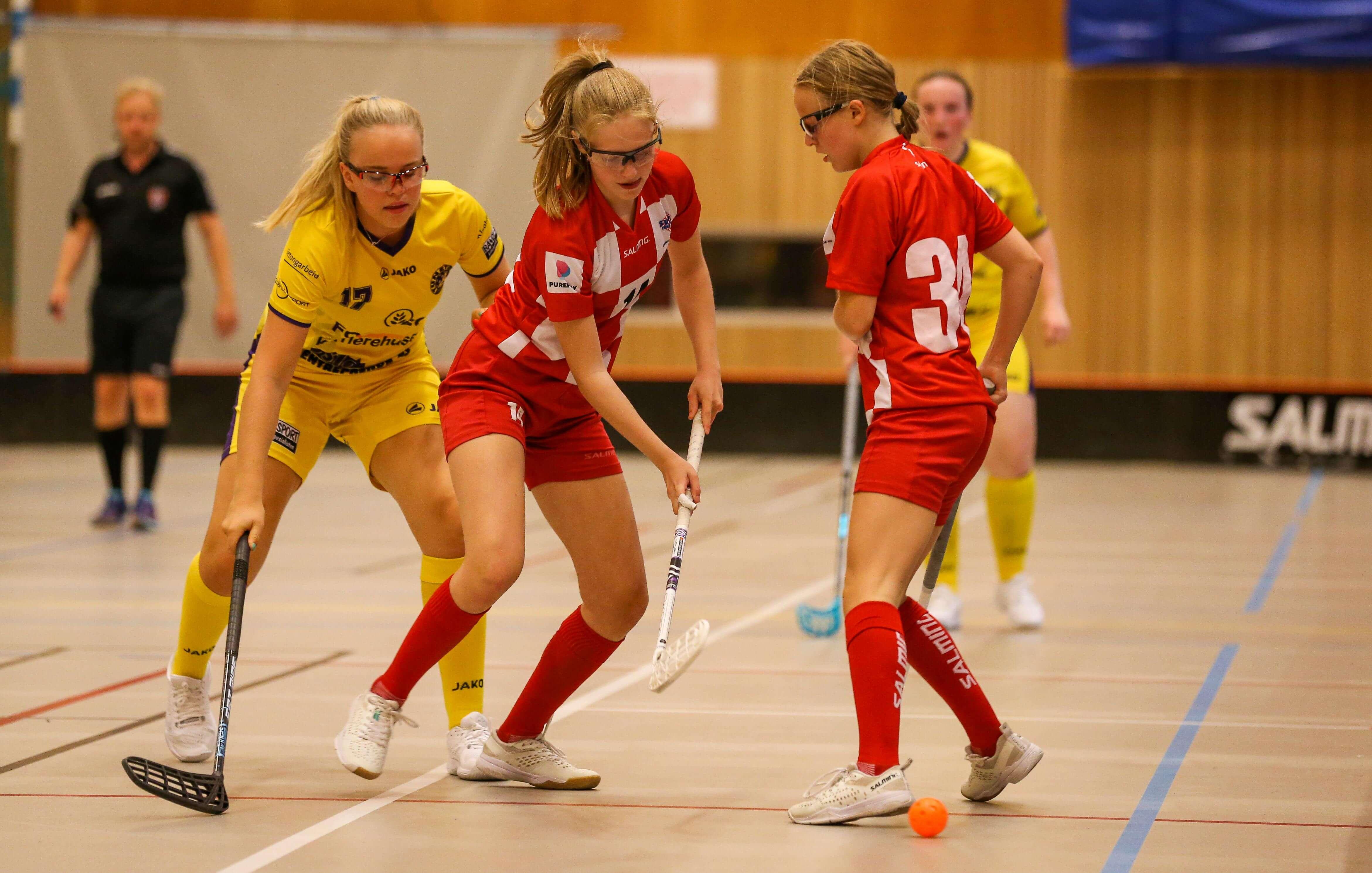 Kan Sveiva blande seg helt inn i toppstriden i årets sesong? Fredag serieåpner de mot erkerival Tunet. Foto: Kent Henriksen