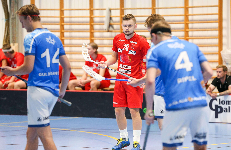 Felix Lundholm (18) er klar for spill i Greåker og eliteserien. Foto: Kent Henriksen