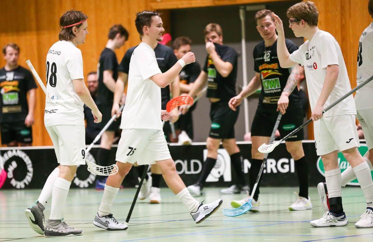 Bilder fra Sleviks oppgjør mot Gjelleråsen i eliteserien for menn 12. desember 2020.