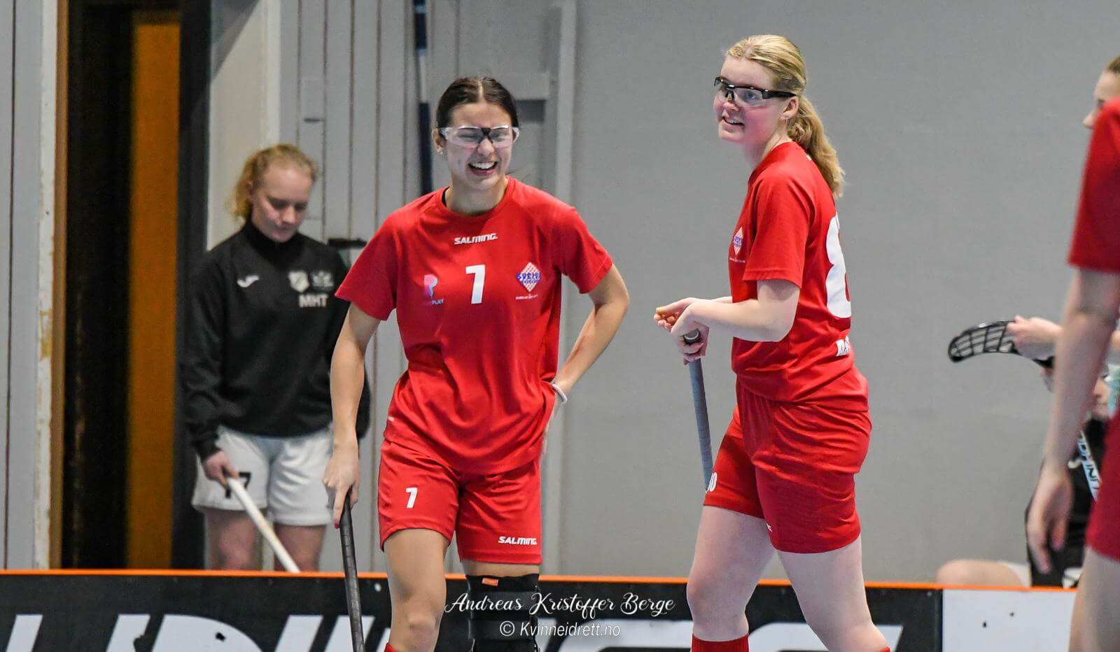 Bilder fra Gjelleråsens oppgjør mot Sveiva i eliteserien for kvinner 19. januar 2021.