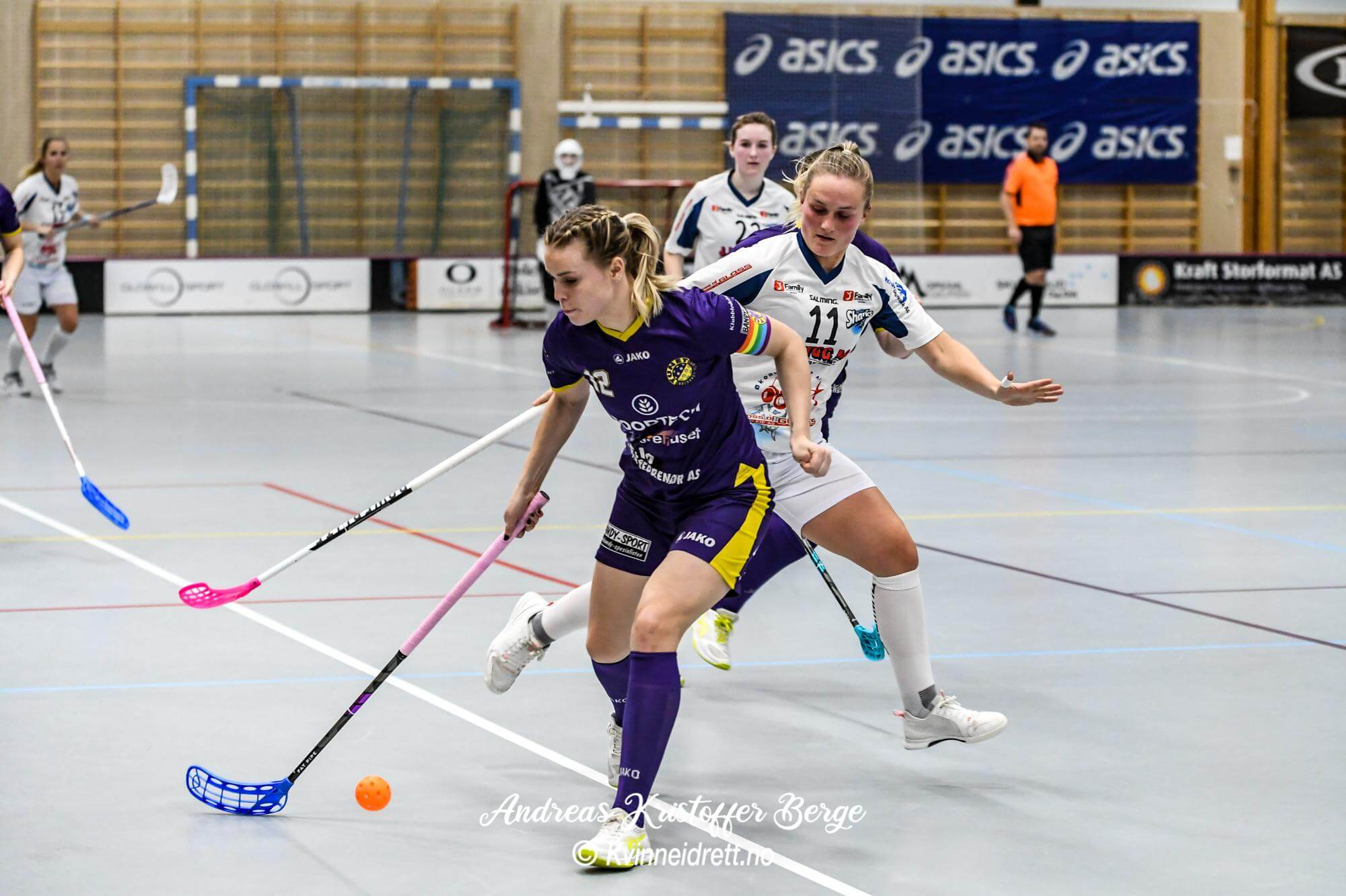 Tunet-Sarpsborg eliteserien kvinner 15. oktober 2020