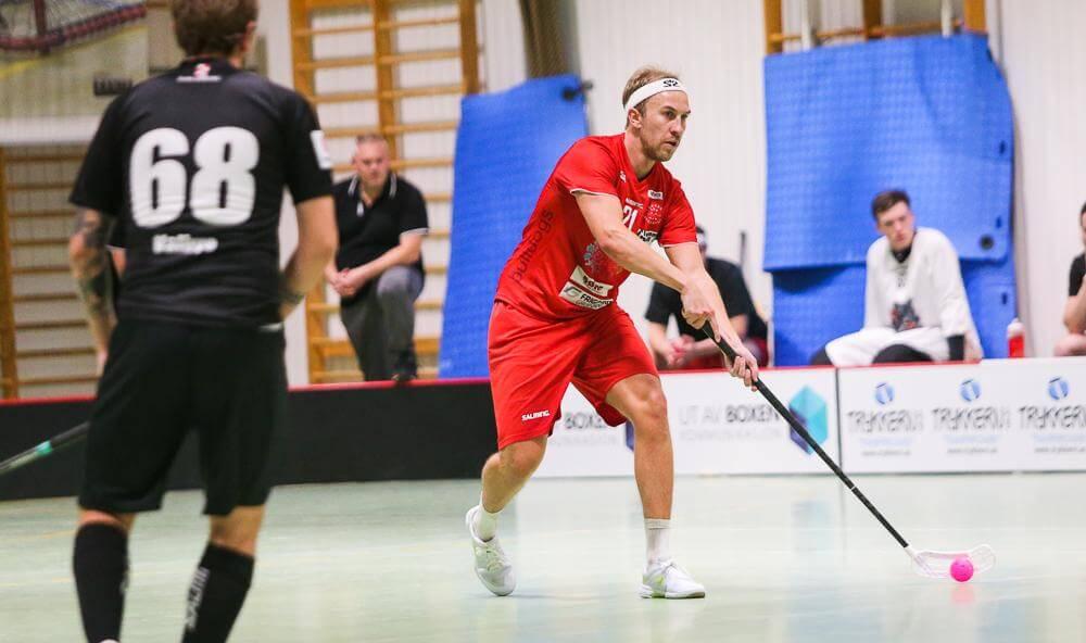 Greåker slo Sveiva i eliteserien for menn 11. oktober 2020.