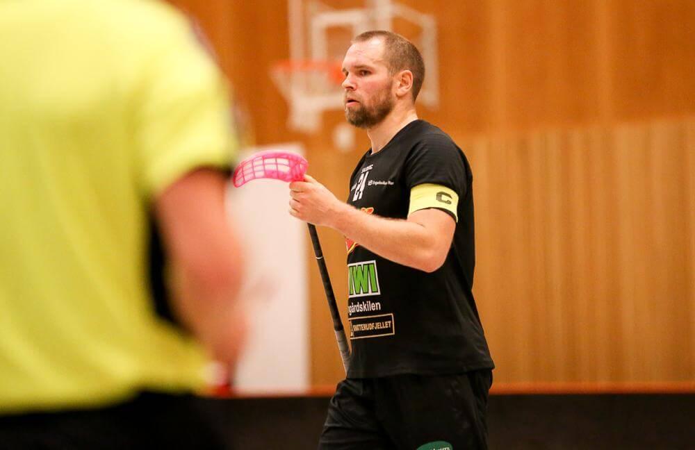 Thomas Stræte var poengløs for andre kamp på rad, da Slevik møtte Sveiva.
