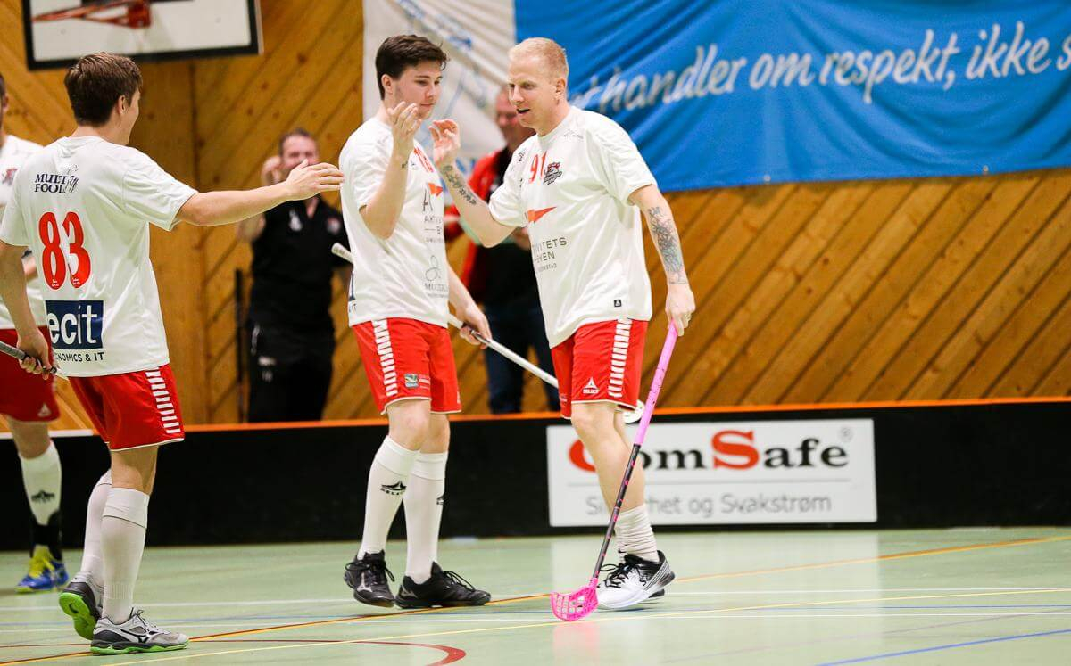 Fredrikstad slo Gjelleråsen 9-2 søndag.