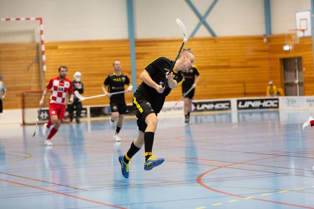 Sandnes fikk juling av Sveiva på hjemmebane i ettermiddag.