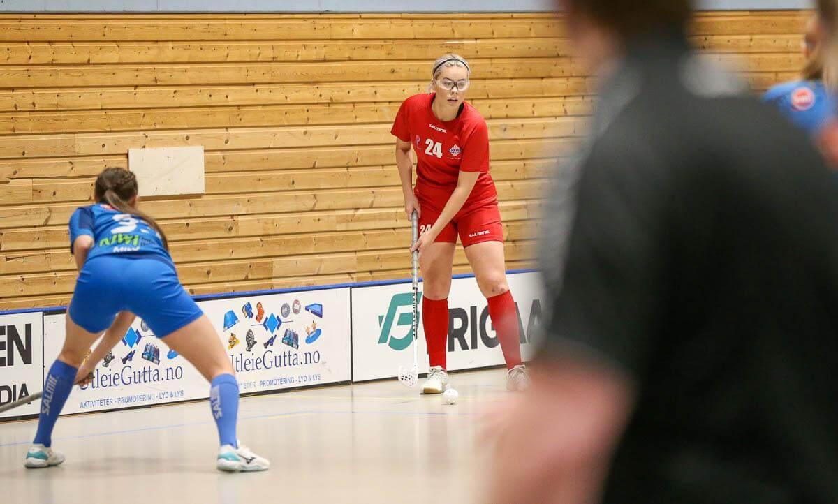 Bilder fra Sarpsborgs oppgjør mot Sveiva 9. januar 2020.